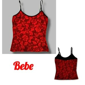 Bebe Top Size Small